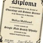 Whisky Diploma