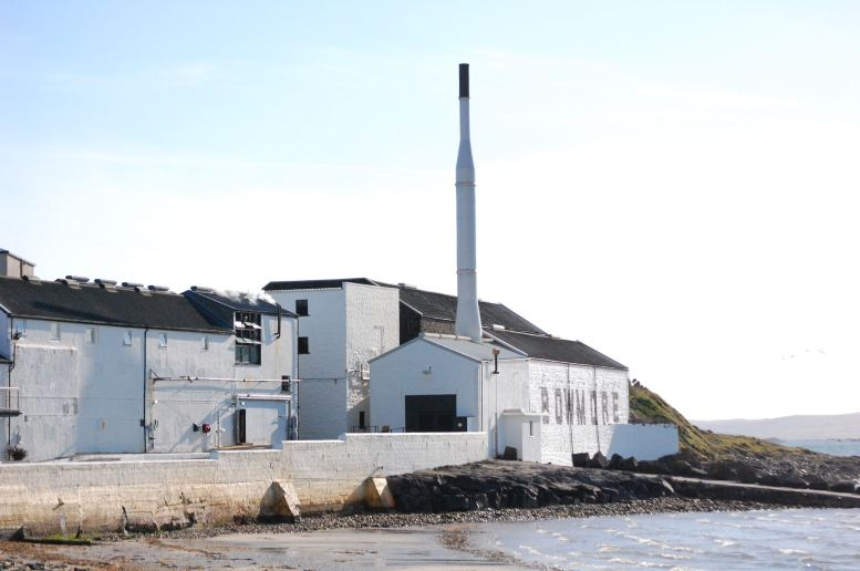 Bowmore Distillerie