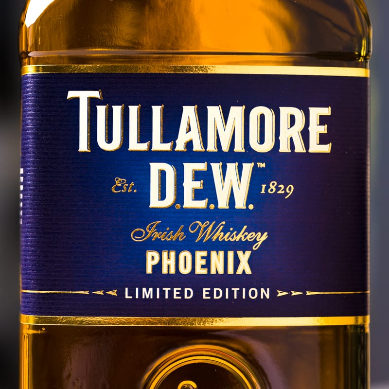 Tullamore Dew Phoenix | St. Patty's Day Vanilla Bean - Whisky and Donuts