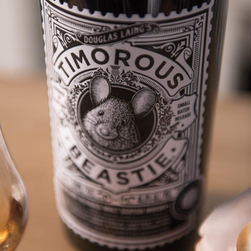 Timorous Beastie & Lemon Meringue - Whisky and Donuts ™