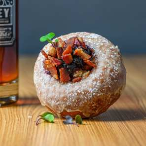 J. Riley 1775 | Otium Smoked French Toast - Whisky And Donuts - WhiskyAndDonuts.com