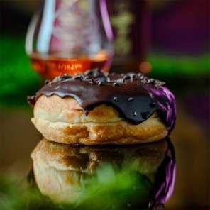 Matsui Kurayoshi 12   Vegan Chocolate Nibs - Whisky And Donuts - WhiskyAndDonuts.com