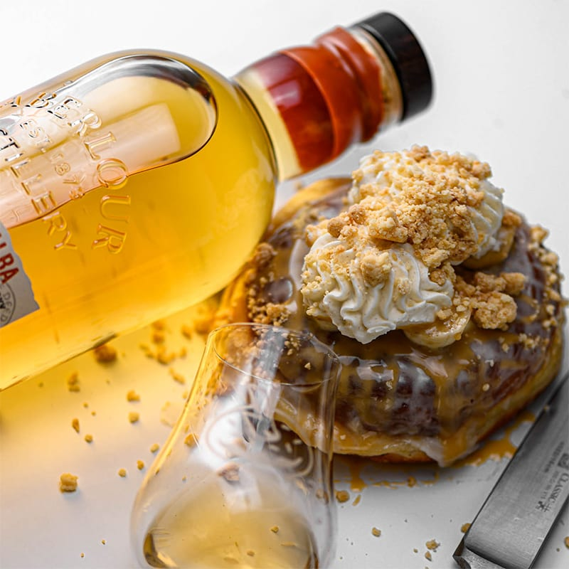 Aberlour A'Bunadh Alba | Banoffee - Whisky And Donuts - WhiskyAndDonuts.com