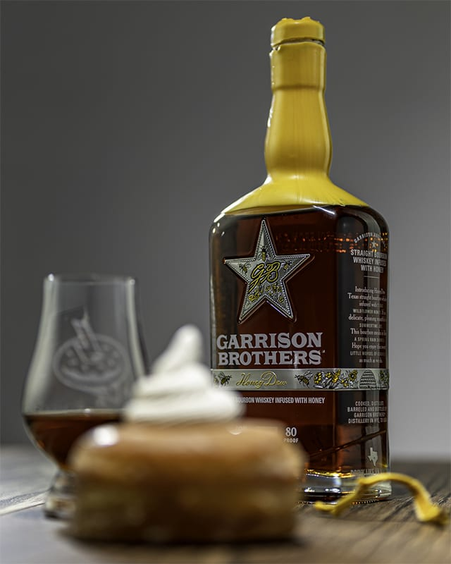 Garrison Brothers HoneyDew | Strawberry Rhubarb - Whisky And Donuts - WhiskyAndDonuts.com