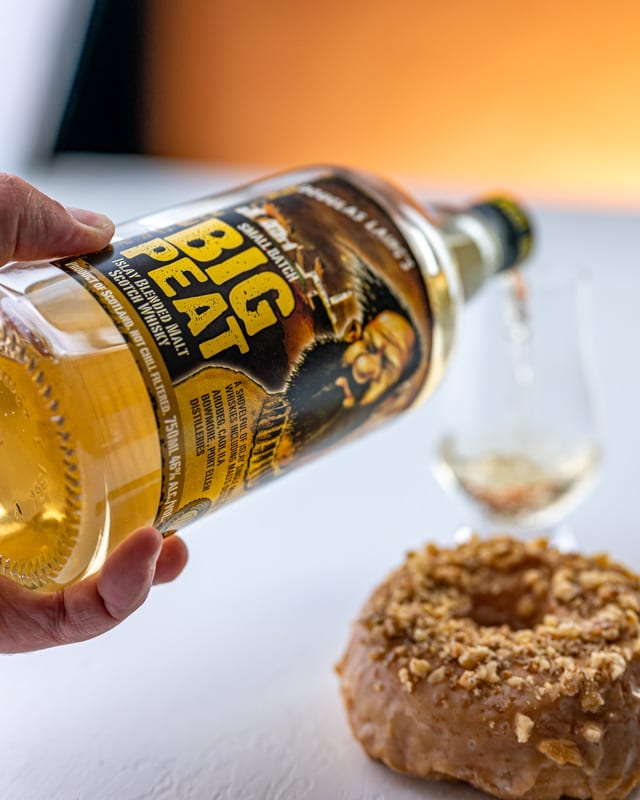 Douglas Laing Big Peat   Maple Walnut - Whisky And Donuts - WhiskyAndDonuts.com