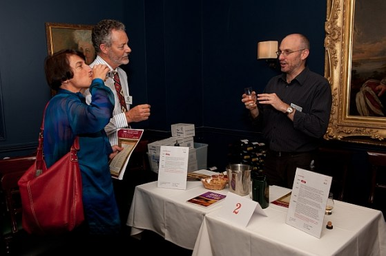 Whisky fairs – from the other side of the table