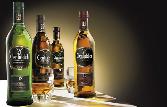 The three stages of your attitude to Glenfiddich:  Like – Hate – Love