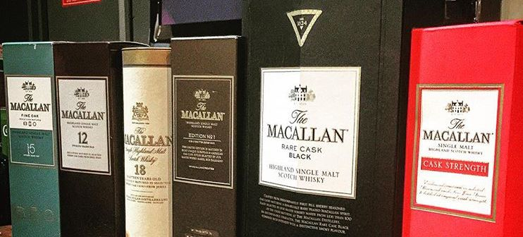 Macallan – The past, present, and future collide