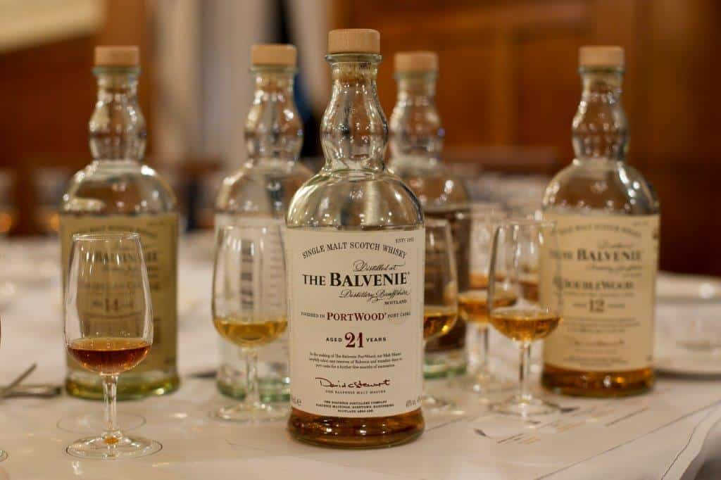An audience with David Stewart & Balvenie