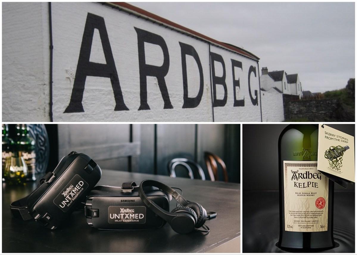 Ardbeg Kelpie Committee Edition - Whisky and Wisdom