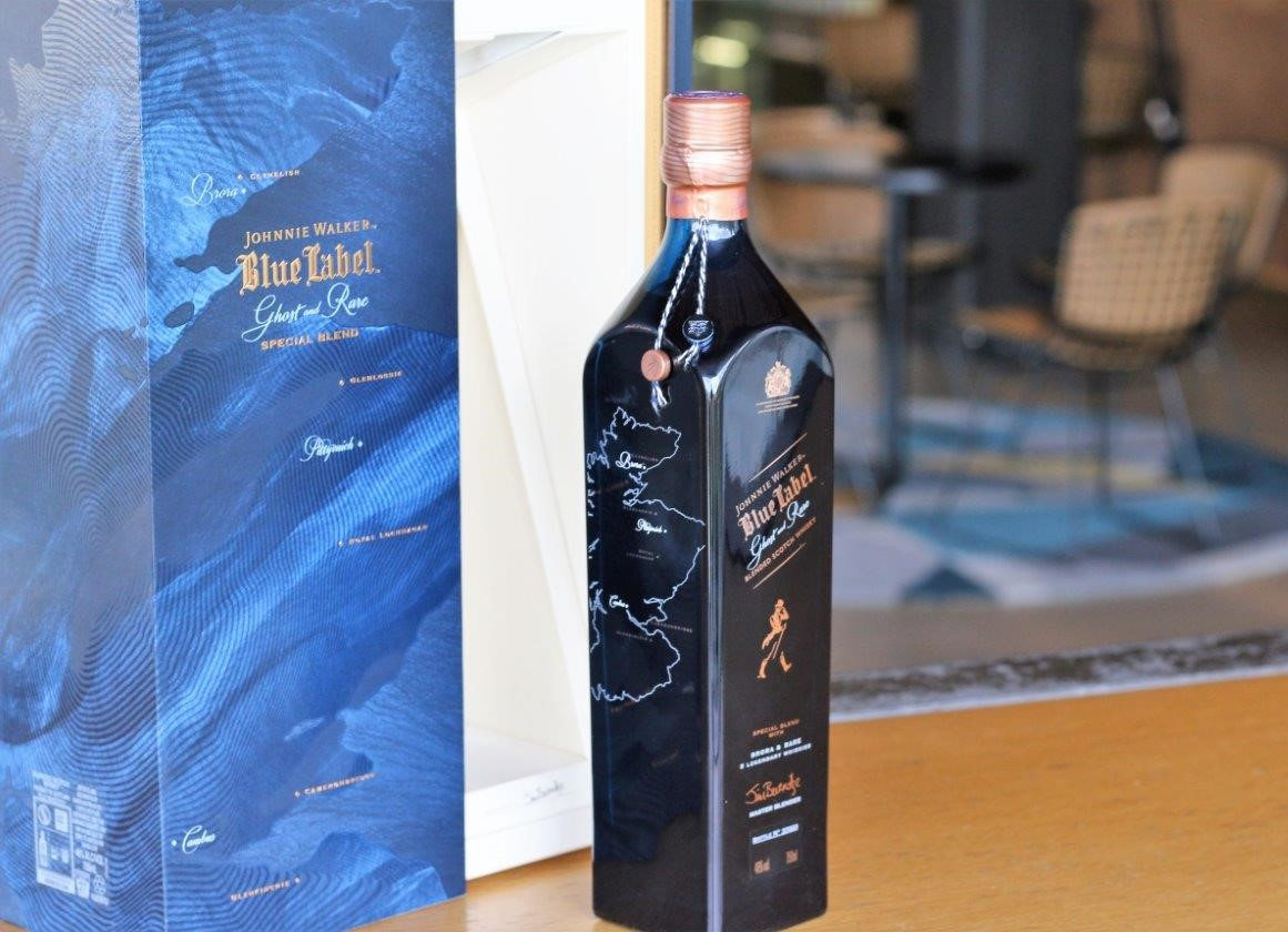 Johnnie Walker Blue Label – Ghost and Rare series