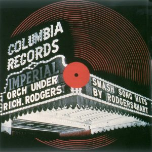 first album cover capital records marquee