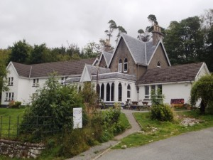 The former Borodale House hotel is the site of a potential new whisky distillery on the Isle of Raasay.