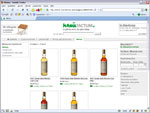 Whisky bei Manufactum
