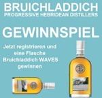 bruichladdichgewinnspiel Bruichladdich-Gewinnspiel – Eine Flasche Waves zu gewinnen