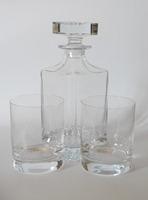 Kristallkaraffe Glaeser