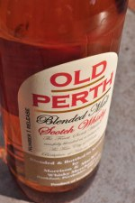 Old Perth Blend Flasche