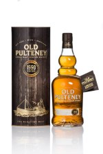Old Pulteney 1990 Bottle and Tube