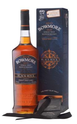 Bowmore Black Rock Gift Pack
