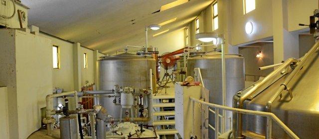 Produktionshalle bei White Oak