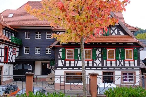 Scheibel Mühle außen