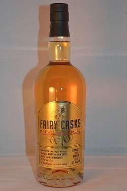 Fairy Casks Heavy Peated Single Malt Irish Whiskey