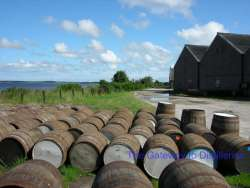 Nordsee und Warehouses Water