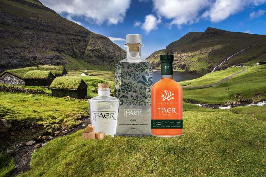 Fair Isles Distillery Packaging