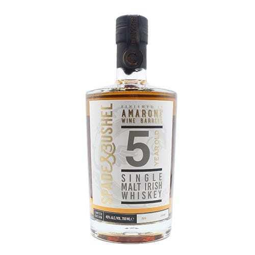 Spade and Bushel 5 Jahre Amarone Cask Irish Whiskey