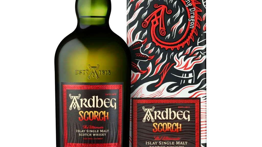 Ardbeg Scorch 3 general release