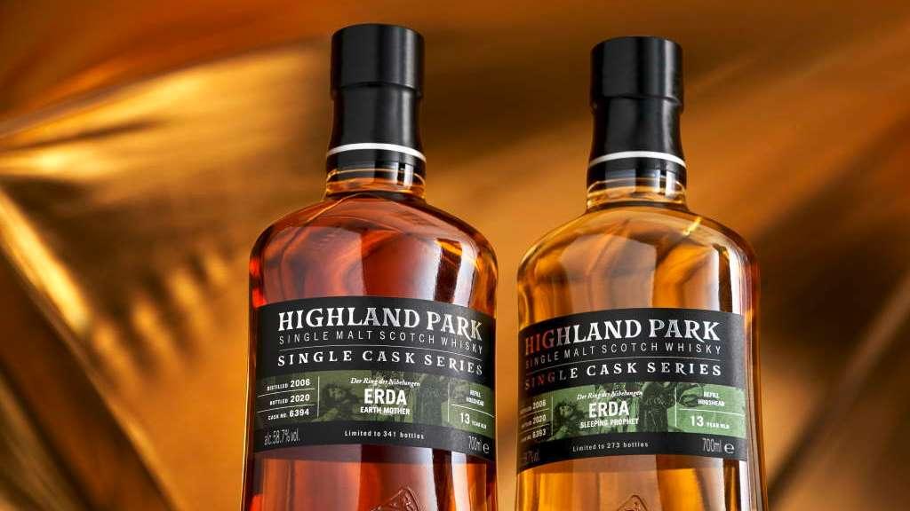 Highland Park Erda