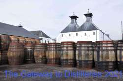 Sherry Butts at Ardbeg