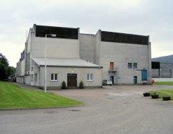 Tomintoul Distillery
