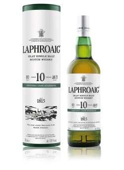 Laphroaig 10 YO Cask Strength