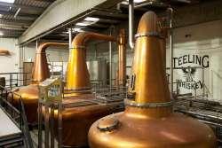 Teeling Distillery Stills