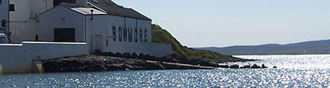 Bowmore Distillery auf der Isle of Islay (c) whiskykoch.de