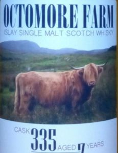 Octomore Farm 2009 Cask #335 [private cask bottling]