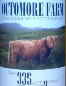 Octomore Farm 2009 Cask #335 [private cask bottling]