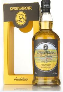 Springbank Local Barley 10 yo – review