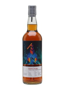 'Present Future' – Ledaig 12 Year Old (bottled for the TWE whisky show)