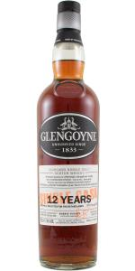 A Duo of cask strength Glengoyne