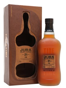 Isle of Jura 21 yo 'Tide'