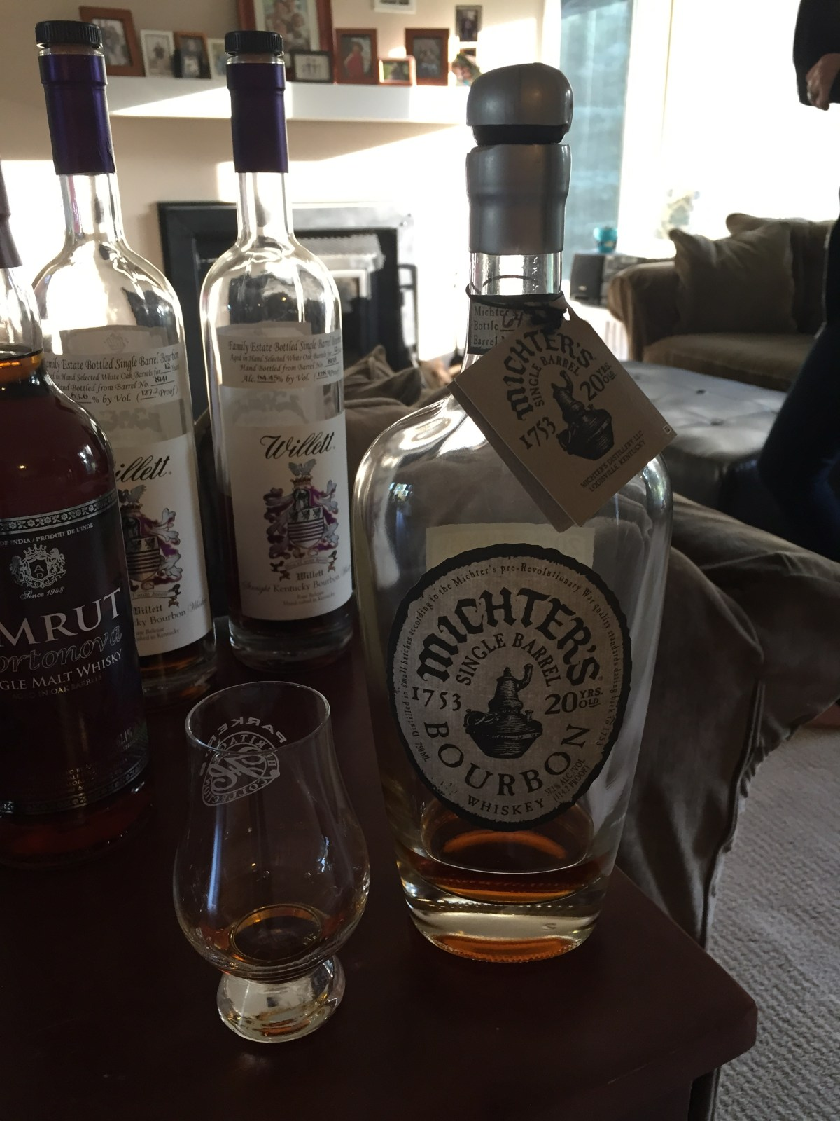 Michter's 20 Bourbon 2014 Review