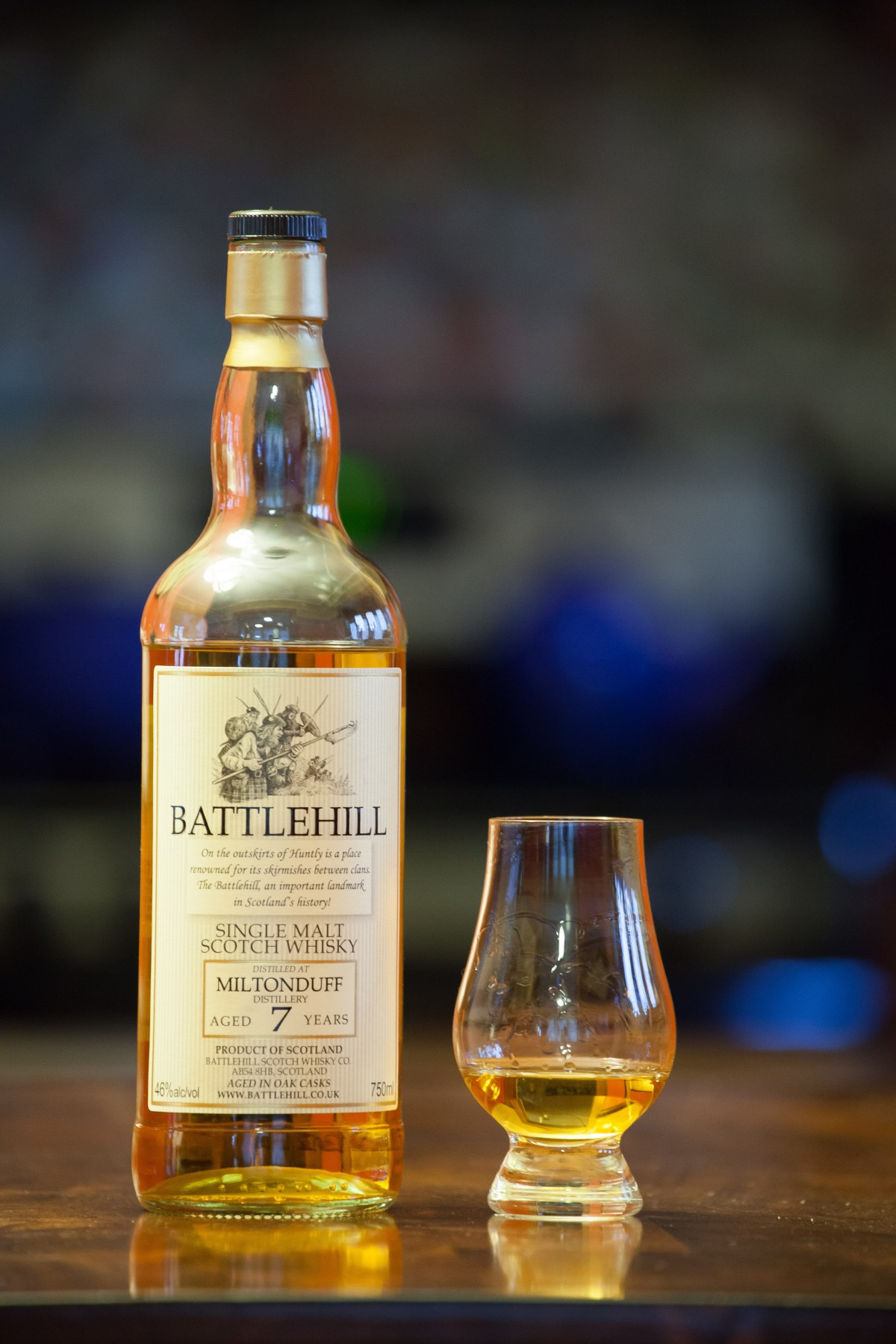 Battlehill Miltonduff 7 Review