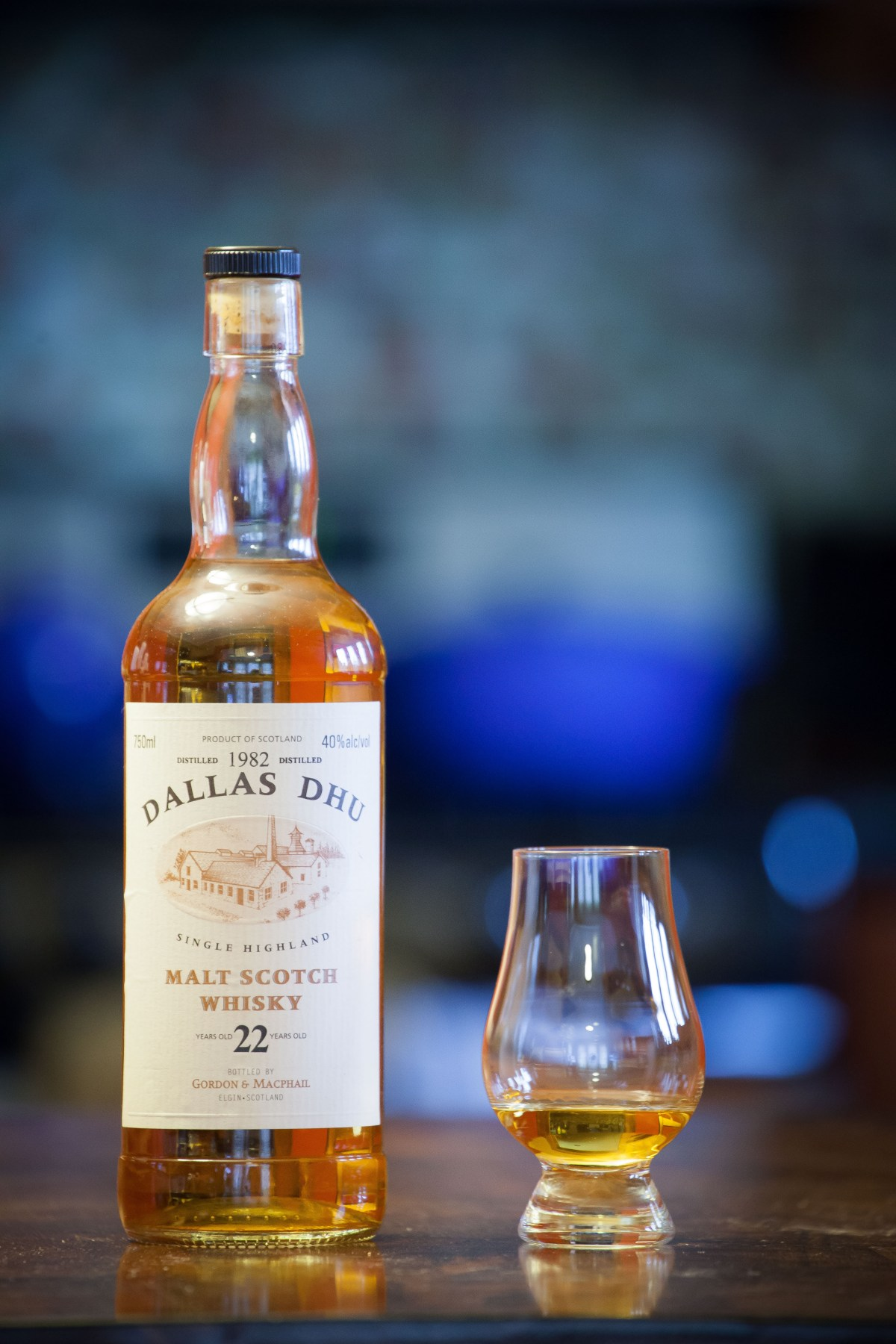 Dallas Dhu 22 (Gordon & MacPhail) Review