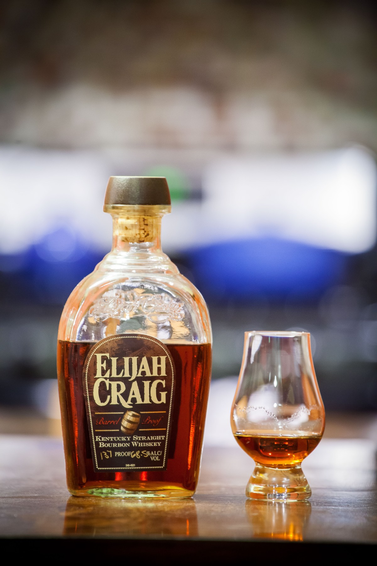 Elijah Craig Barrel Proof Batch 2 Review
