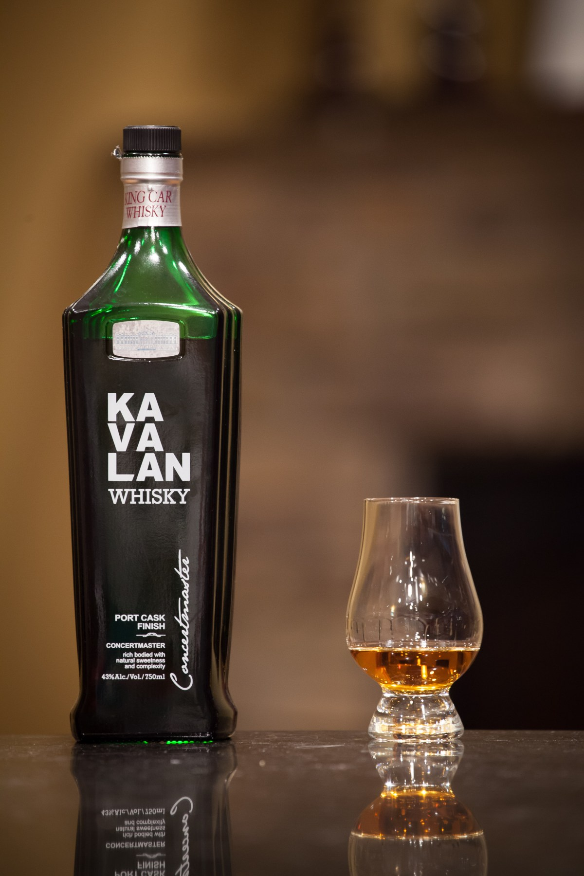 Kavalan Concertmaster Port Cask Finish Review