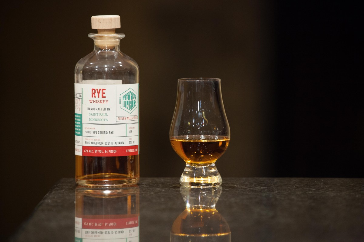 Eleven Wells Rye Whiskey Review