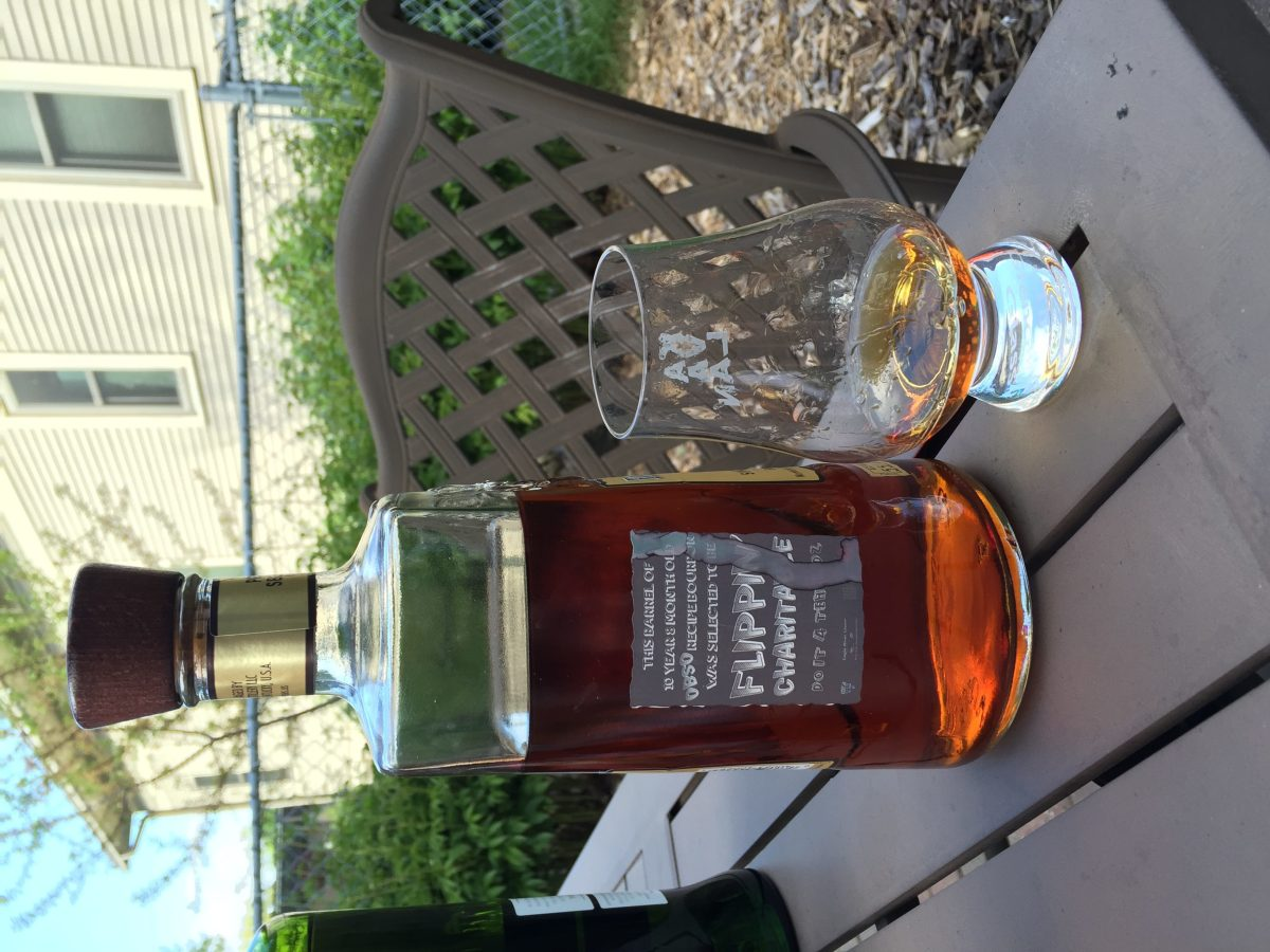 Four Roses Single Barrel OBSO (Flippin' Charitable Private Selection) Review