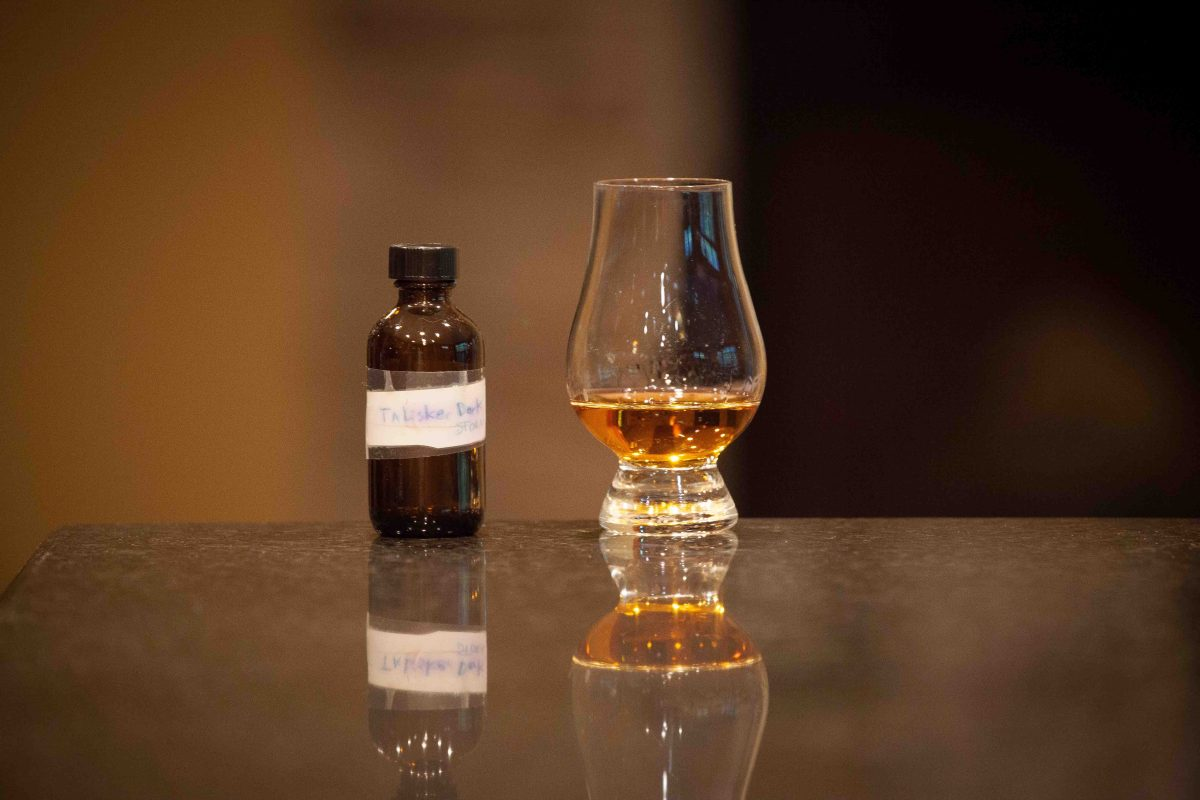 Talisker 57° North Review